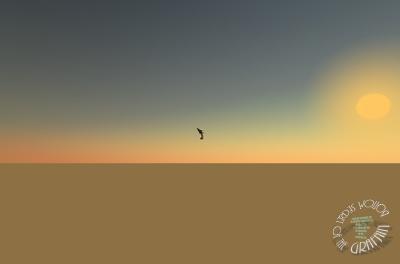 上空1,000mの世界