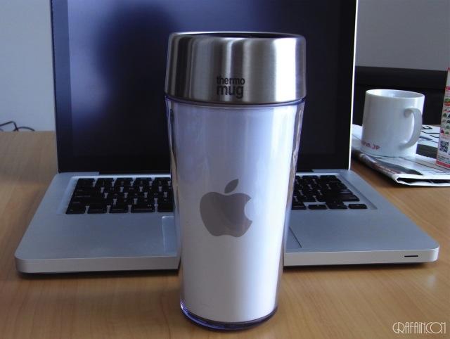 Apple likeなタンブラー。