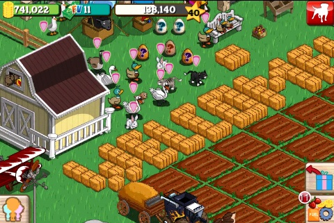 自分の農場をつくろう!
