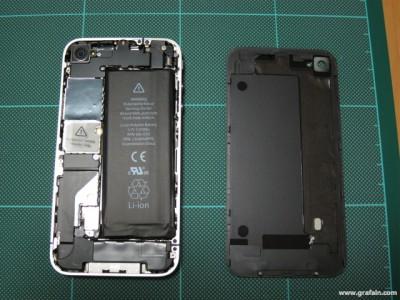 バッテリー交換は。。。容易?