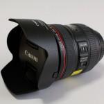 キャノン「EF 24-70mm F4 IS USM」キヤノン×東京カメラ部 モニターキャンペーンに当選