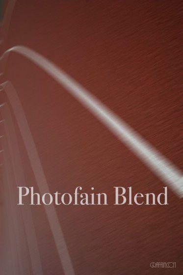 Photofain Blend cover